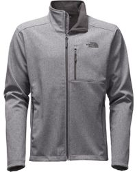 The North Face - Apex Bionic 2 Mock Neck Full-zip Jacket - Lyst
