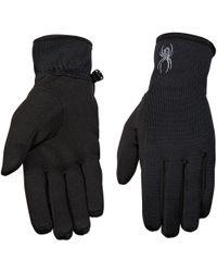 Spyder - Ms Power Gloves - Lyst