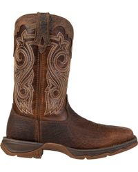 Durango - Lady Rebel Steel Toe Work Boots - Lyst