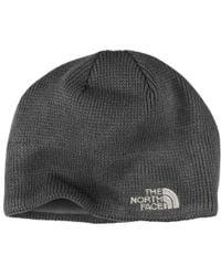 56de83ea4f704 Lyst - The North Face Reversible Highline Beanie in Black for Men