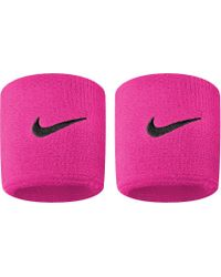 "Nike - Reast Cancer Awareness 3"" Wristbands - Lyst"