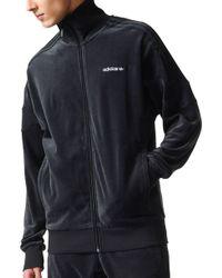 9afdf95bfc5f Lyst - adidas Originals Reversible Padded Jacket Black in Black for Men