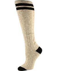 Sorel - Varsity Stripe Over-the-calf Socks - Lyst