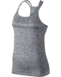 Nike - Dri-fit Knit Tank Top - Lyst