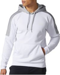 adidas - Team Issue Fleece Hoodie - Lyst