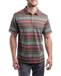 21cd41e6 Travis Mathew - Old Max (green) Men's Long Sleeve Pullover - Lyst