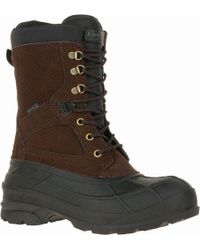 Kamik - Nationplus Insulated Waterproof Winter Boots - Lyst