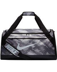3098337001 Nike - Rasilia Medium Printed Training Duffle Bag - Lyst