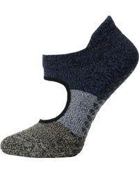 Pointe Studio - Tessa Grip Low Cut Socks - Lyst