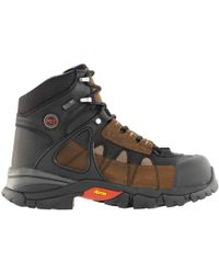 """Timberland - Pro 6"""" Hyperion Alloy Toe Work Boots - Lyst"""