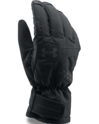 Under Armour - Treblecone Insulated Gloves - Lyst