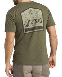 Prana - Dirtbag Pocket T-shirt - Lyst