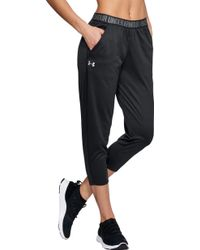 Under Armour - Play Up Solid Capris - Lyst