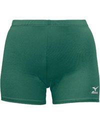 """Mizuno - 4"""" Vortex Volleyball Shorts - Lyst"""