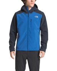 The North Face - Apex Bionic 2 Hooded Soft Shell Jacket - Lyst