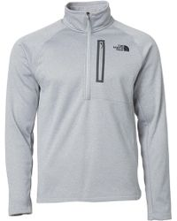The North Face - Canyonlands Half Zip Pullover - Past Season - Lyst