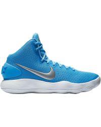 8de97b813840 Lyst - Nike Hyperdunk 2015 Tb Basketball Shoe in Red for Men