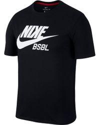 b5b2a420 Lyst - Nike Essentials Gx T-shirt in Gray for Men