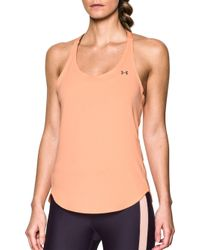 Under Armour - Heatgear Armour Coolswitch Tank Top - Lyst