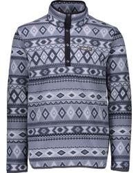Obermeyer - Oulder Fleece Pullover - Lyst