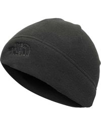 052250530a8 Lyst - The North Face Tnf Logo Boxed Cuffed Beanie in Black for Men