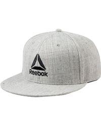 Reebok | Flat Brim Hat | Lyst