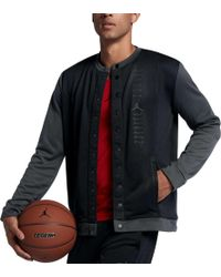 Nike - Air 11 Basketball Jacket - Lyst