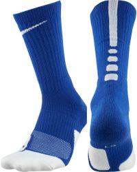 Nike - Dry Elite 1.5 Crew Basketball Socks - Lyst