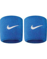 "Nike - Swoosh Wristbands – 3"" - Lyst"