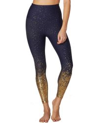 f20c0064791c13 Beyond Yoga Spacedye High Waisted Ombre Midi LEGGING in Blue - Lyst