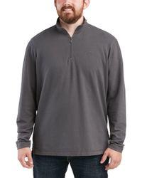 Wolverine - Enton Quarter Zip Long Sleeve Shirt - Lyst