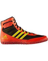 pretty nice ef3e1 857aa adidas - Mat Wizard Dt Wrestling Shoes - Lyst