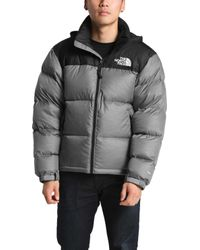 Lyst - The North Face Nuptse Jacket in Black for Men 3cc2f0139