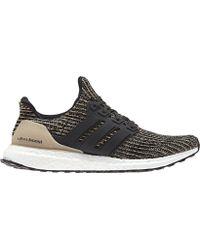 lyst adidas ultra aumentare le scarpe da corsa in bianco per gli uomini.