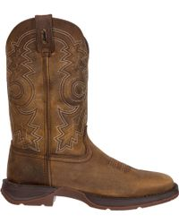 Durango - Rebel Pull-on Work Boots - Lyst