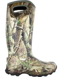 Bogs | Realtree Bowman Rubber Hunting Boots | Lyst
