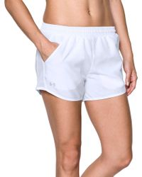 Under Armour - Fly-by Running Shorts - Lyst