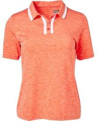 Lija - Apex Metro Golf Polo - Lyst
