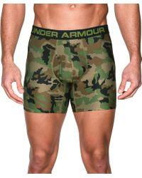 Under Armour - Original Series 6'' Father's Day Edition Boxerjock Boxer Briefs - Lyst
