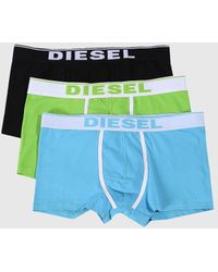 DIESEL - 3 Pack Trunks In Bright Color - Lyst