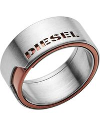 DIESEL - Ring Dx1080 - Lyst