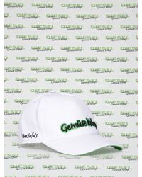 dc066e3f8f7 DIESEL - Baseball Cap With 3d Embroidery - Lyst