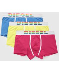 DIESEL - 3 Pack Trunks In Bright Colors - Lyst