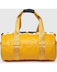 DIESEL - Travel Bag With Logo - Lyst