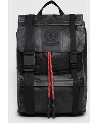 bab66e83a8c1 Diesel Black Gold. Buckled Backpack. £750. Farfetch · DIESEL - Crinkled Leather  Backpack - Lyst