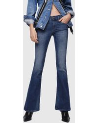 DIESEL - Bootcut And Flare - Lyst