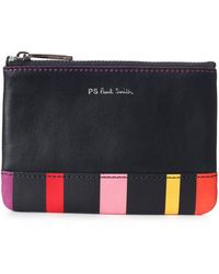 Paul Smith - Women's Coin Pouch Navy - Lyst