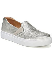 Naturalizer - Carly 3 Twin Gore Casual Metallic Slip-ons - Lyst