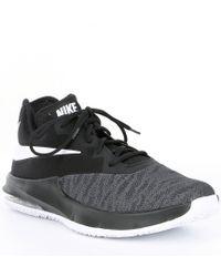 7c89ca07da10 Lyst - Nike Men s Air Max Infuriate 2 Low Basketball Shoes in Gray ...