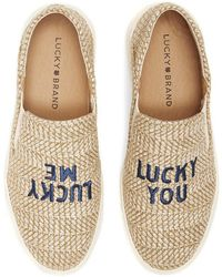 Lucky Brand - Lailom 2 Slip-on Sneakers - Lyst
